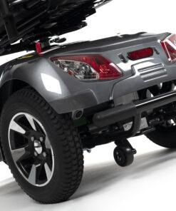 Carpo 4D scootmobiel achterkant van merk vermeiren