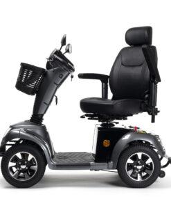 Luxe stoel Carpo 4D scootmobiel van merk vermeiren