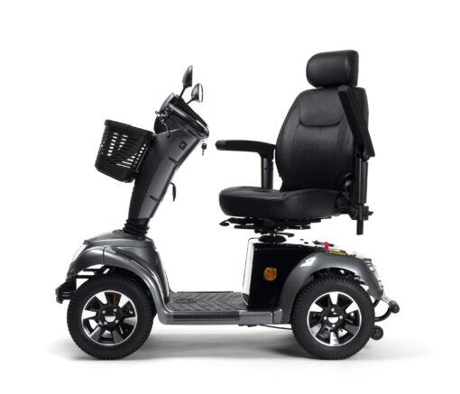 Luxe stoel Carpo 4D scootmobiel van merk vermeiren scaled