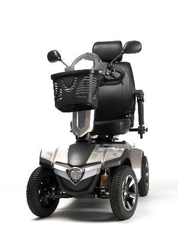foto 2 frontaanzicht scooter