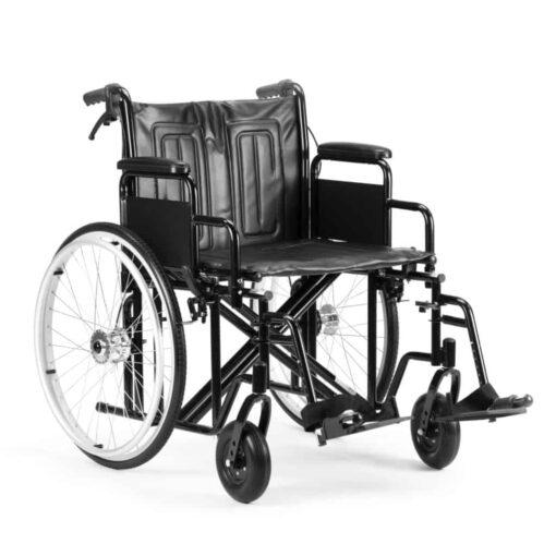 M1-XL rolstoel zitbreedte 55cm ook verkrijgbaar in andere maten en kleuren