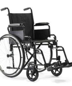 M1plus rolstoel zitbreedte 50cm ook verkrijgbaar in andere maten en kleuren