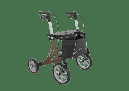Explorer rollator bruin