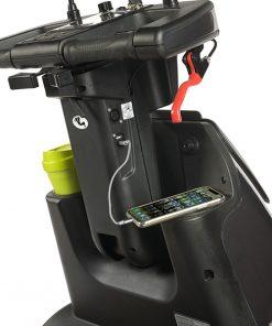 Afikim scootmobiel Breeze C4 Plus met telefoon oplader