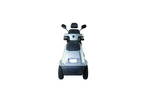 Afikim scootmobiel Breeze C4 Plus voorkant