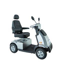 Afikim scootmobiel Breeze C4 Plus zijkant