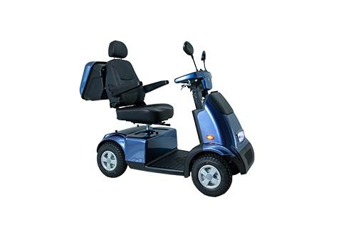 Afikim scootmobiel Breeze C4 Plus