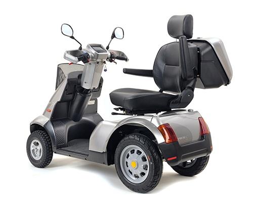 Breeze scootmobiel koffer