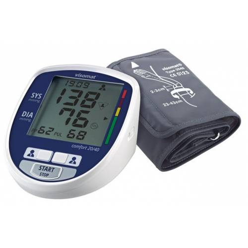 Visomat bloeddrukmeter Comfort 2040 500x500 1