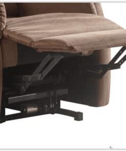 Sta op stoel verona met arm en voetensteun