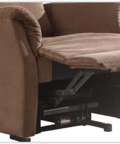 Sta op stoel verona met voetenbank