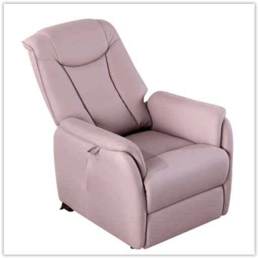 Verstelbare rugleuning sta op stoel 4
