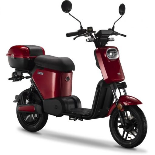 s2 scooter rood