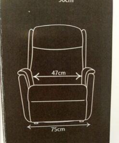 sta op sta op stoel bergamo zit maat
