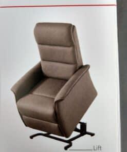 sta op stoel Turin met sta op functie