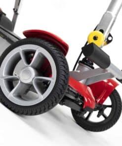 Alya Red Detail front wheel