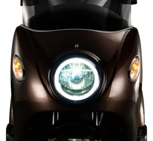 IVA A1000 Voorlicht