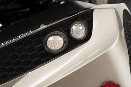 Mercurius 4D rear light