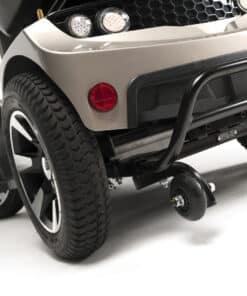 Mercurius 4D rear view