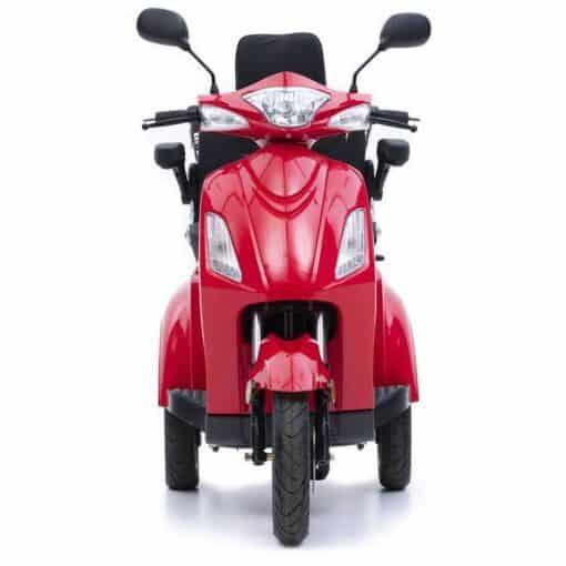 Nipponia Fast scootmobiel rood 3