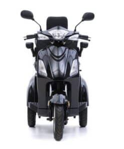 Nipponia Fast scootmobiel zwart 4