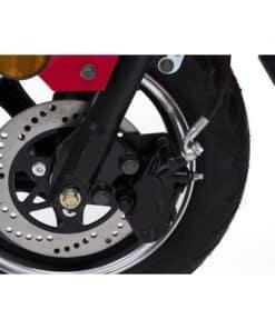 Nipponia Fast scootmobien wiel voor