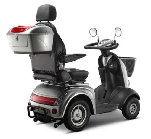 Q1000 scootmobiel koffer