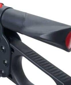 carbon rollator met ergonomisch handvat