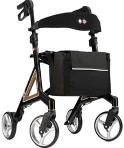 luxe carbon rollator
