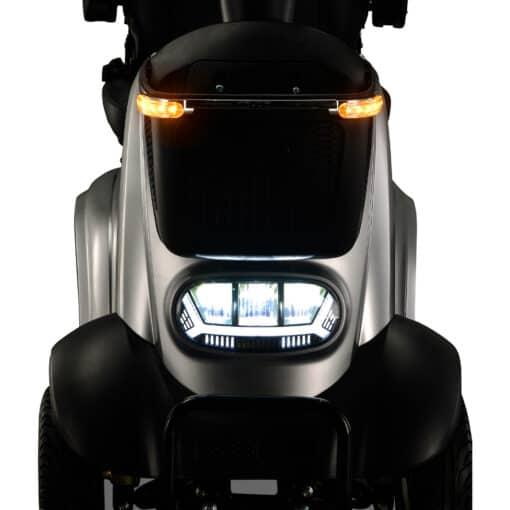 q1000 scootmobiel met led verlichting
