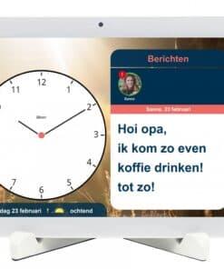 tablet voor ouderen e BBrain Family G2