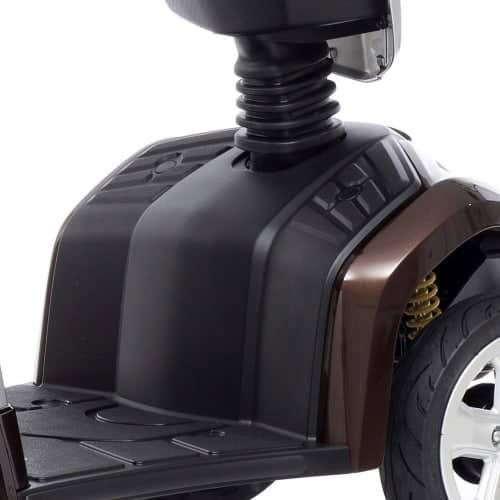 voetenplaat kymco scootmobiel agility