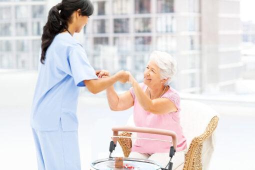 Lets Dream nurse and senior Indoor rollator design trust care 1024x683 1