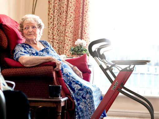 Lets Go indoor walker rollator trust care design health care aid 1024x768 1