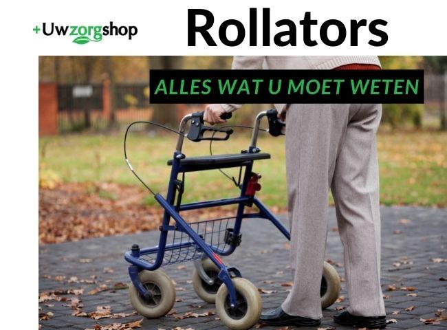 alles wat u moet weten over rollators
