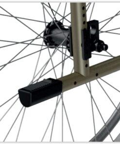 rolstoel as voor wielen