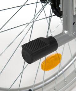 D100 rolstoel stoeprand hulp