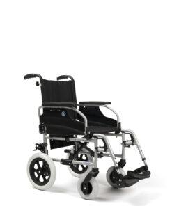 D200 rolstoel met kleine wieltjes van vermeiren