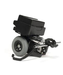 Hulpmotor voor rolstoel
