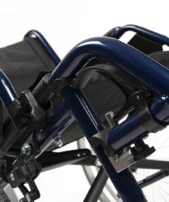 Jazz S50 rolstoel detail