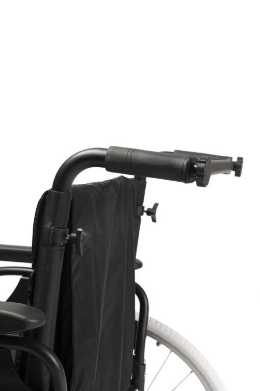 V300 DL rolstoel met duwhandvatten