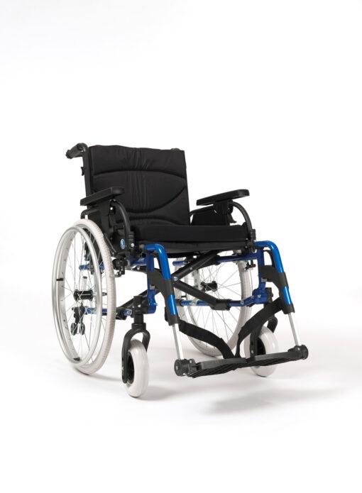 V300 DL rolstoel met zitkussen