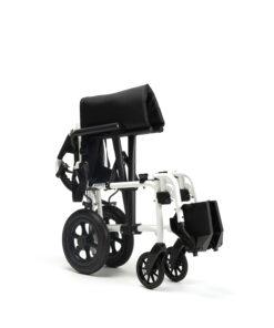 rolstoel Bobby EVO vermeiren opgevouwen