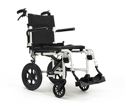 rolstoel Bobby evo wit