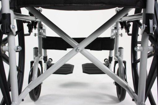 rolstoel excel g basic achterkant