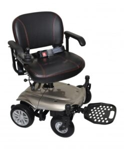 Electrische rolstoel K chair Champagne