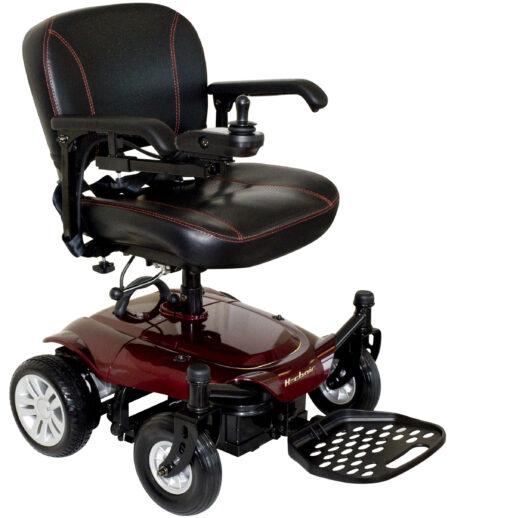 Electrische rolstoel K chair rood