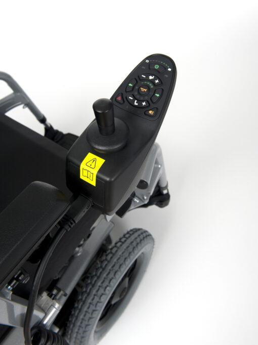 Navix with lift C30 detail Shark Controller
