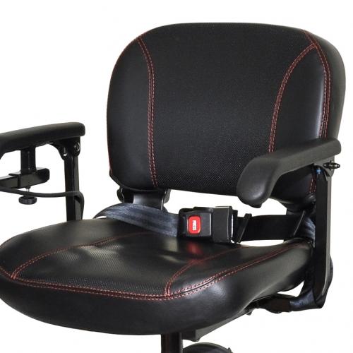 Stoel van electrische rolstoel k chair