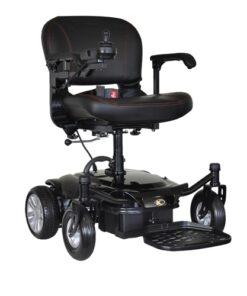 electrische rolstoel K chair kymco zwart